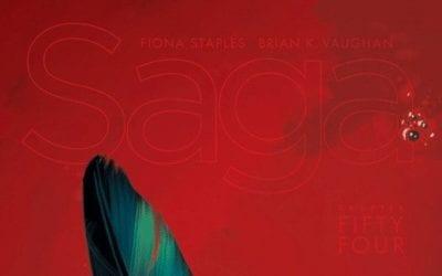 Saga #54 Review