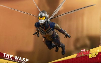 Hot Toys The Wasp Sixth Scale Figure Available For Pre-Order!