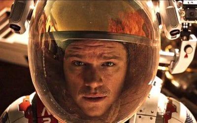 'The Martian' (2015) Film Review