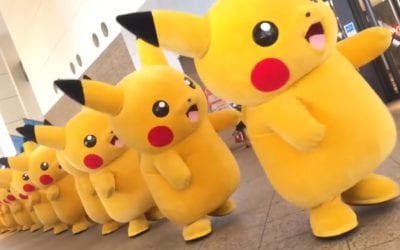 Shortlist of Actors Wanted To Voice 'Detective Pikachu' Himself Revealed