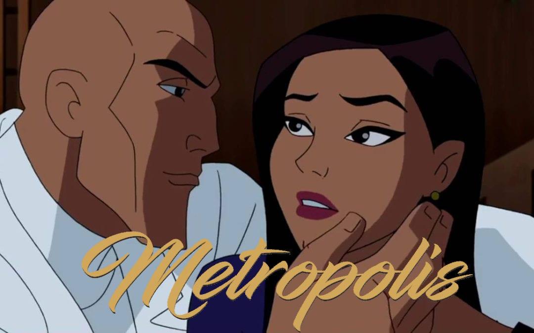 DC Digital Developing Superman Prequel TV Series 'Metropolis' Focusing on Lex Luthor & Lois Lane