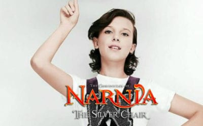 'Stranger Things' Star Millie Bobby Brown Offered the Lead in 'Narnia: The Silver Chair'