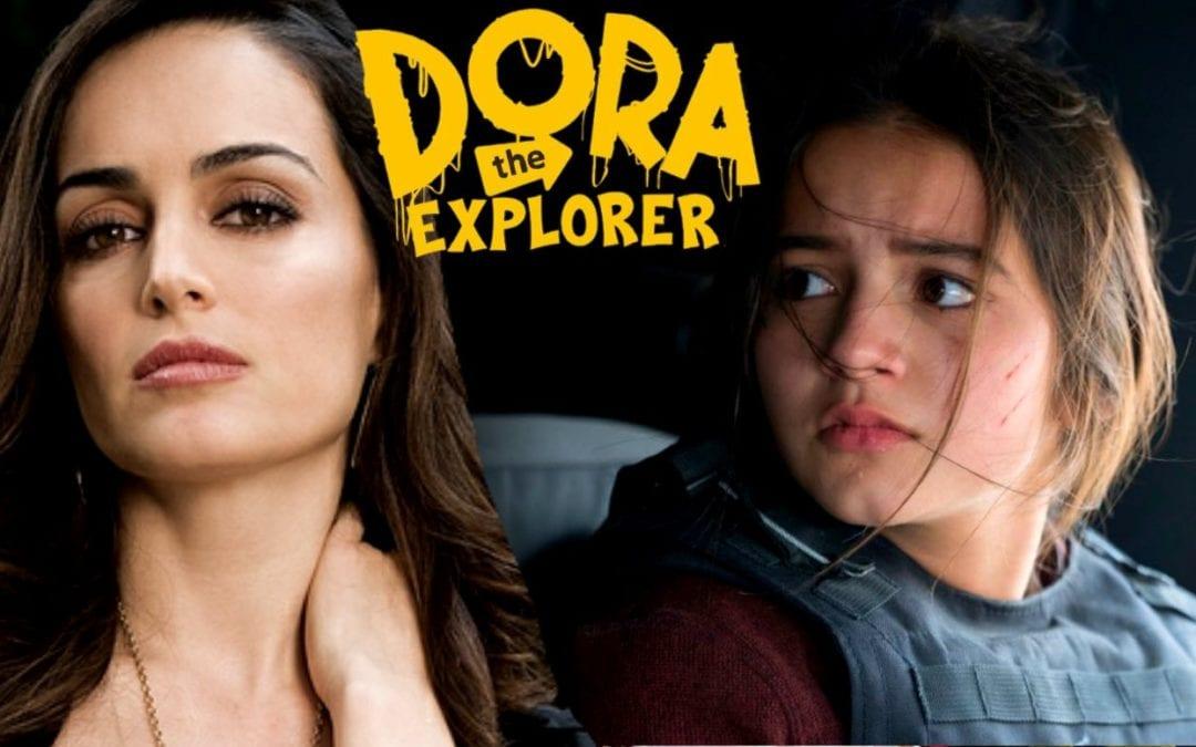 EXCLUSIVE: 'Narcos' and 'Nacho Libre' Actress Ana de la Reguera Auditions For 'Dora The Explorer's Mother