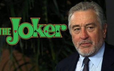 Robert De Niro Eyed For Role In 'Joker' Origin Movie