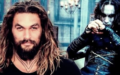 'The Crow' Remake Dead Once Again; Star Jason Momoa and Director Corin Hardy Ditch
