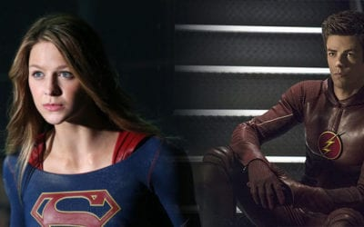 CW's 'The Flash' Is Headed To CBS's 'Supergirl' in March