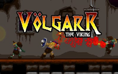 Völgarr the Viking & Its Roots in Arcade Classic, Rastan