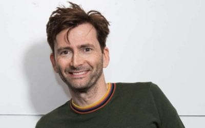 David Tennant joins the cast of Rooster Teeth's gen:Lock series