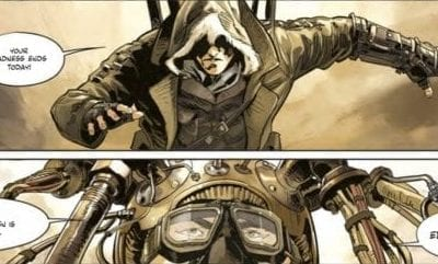 Assassin's Creed: Conspiracies #1 Review