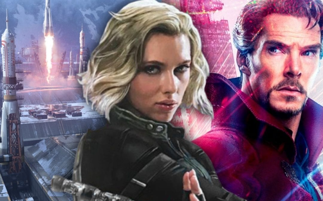 Marvel Studios Eyeing June Production Start In The UK For Phase Four Movie