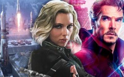 Marvel Studios Eyeing June Production Start In The UK For Phase Four Movie