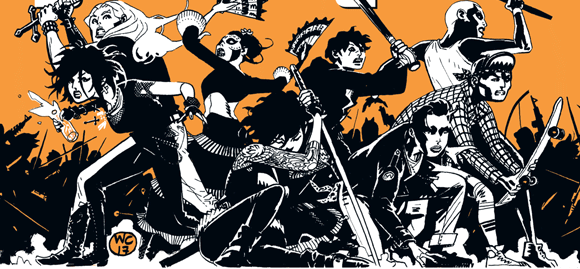 Deadly Class Volume 7 Review