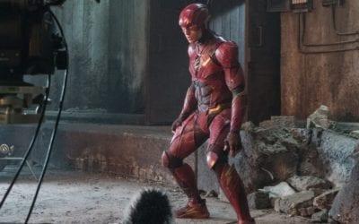 CONFIRMED: 'Flash' Will Be Shooting At Warner Bros. Studios in Leavesden, UK
