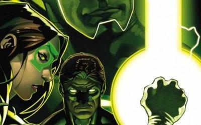 Green Lanterns #53 Review