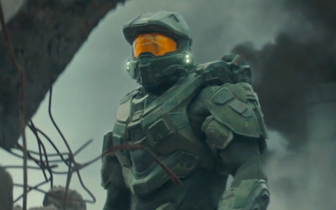 Showtime's 'Halo' Series Eyes Production Start On January 1st In Budapest