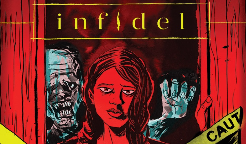 An Interview with the Creators of Image Comic's INFIDEL
