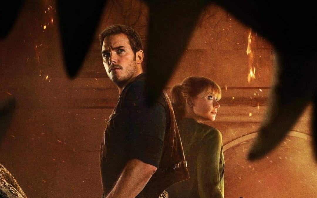 Chris Pratt's 'Jurassic World 3' Hires A Stunt Coordinator
