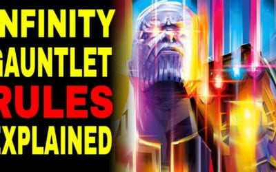 The MCU Infinity Gauntlet Explained