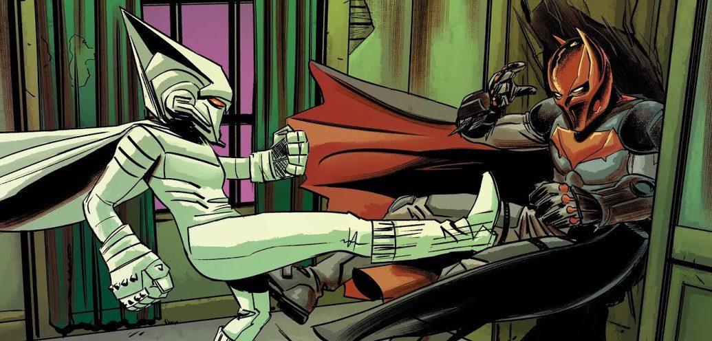 Mother Panic Gotham AD #6