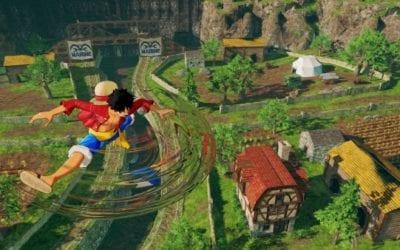 NEW One Piece: World Seeker Trailer