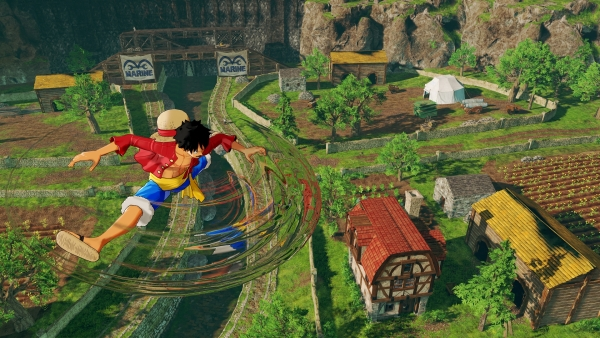 NEW One Piece: World Seeker Trailer