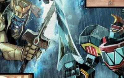 Mighty Morphin Power Rangers: Lost Chronicles Vol. 1 Review