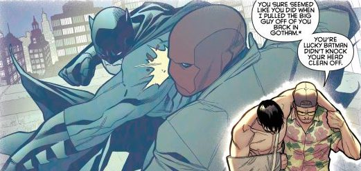 Red Hood and the Outlaws Annual #2 REVIEW