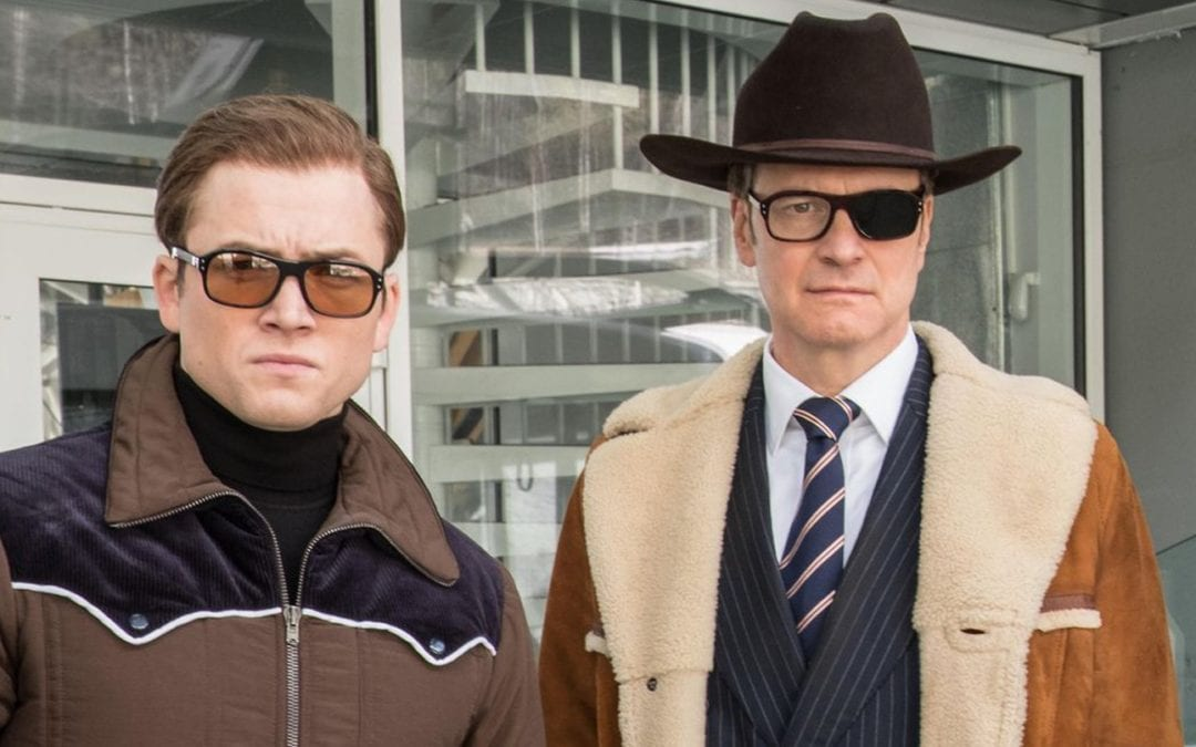 RUMOR: 'Kingsman 3' Could Begin Production By Early Next Year In The UK
