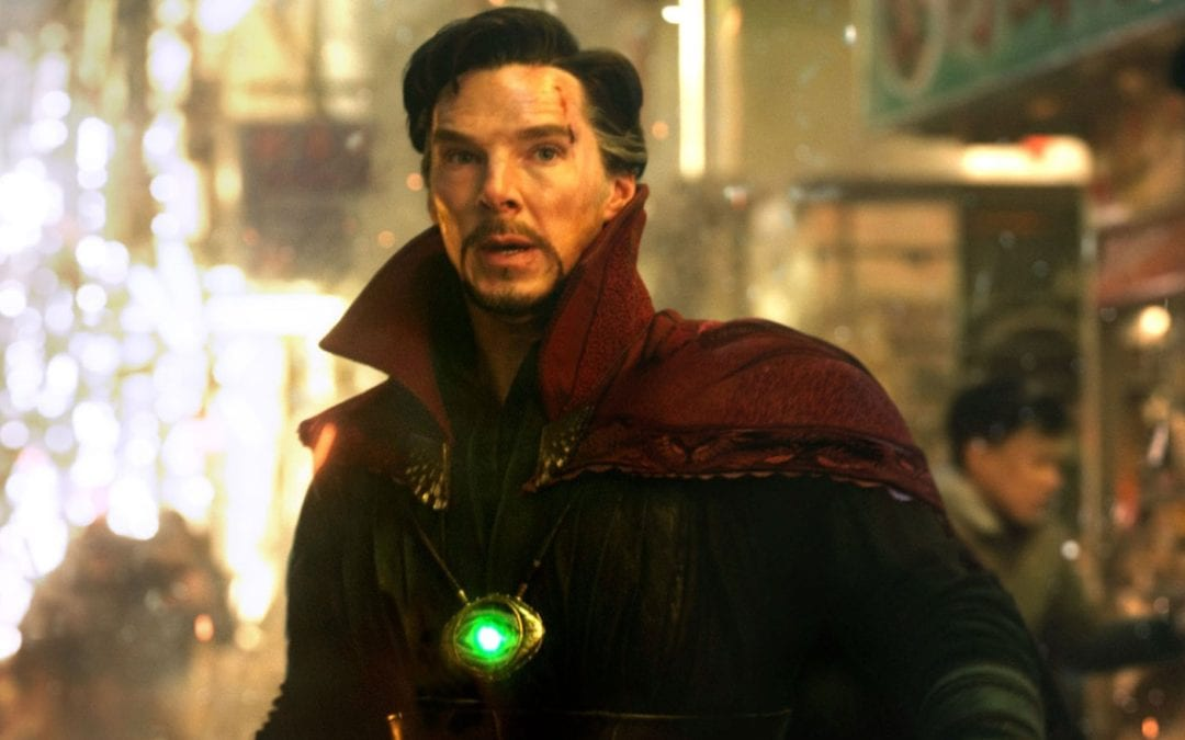 BIG RUMOR: 'Doctor Strange 2' Might Be The Phase 4 Movie Shooting Next June