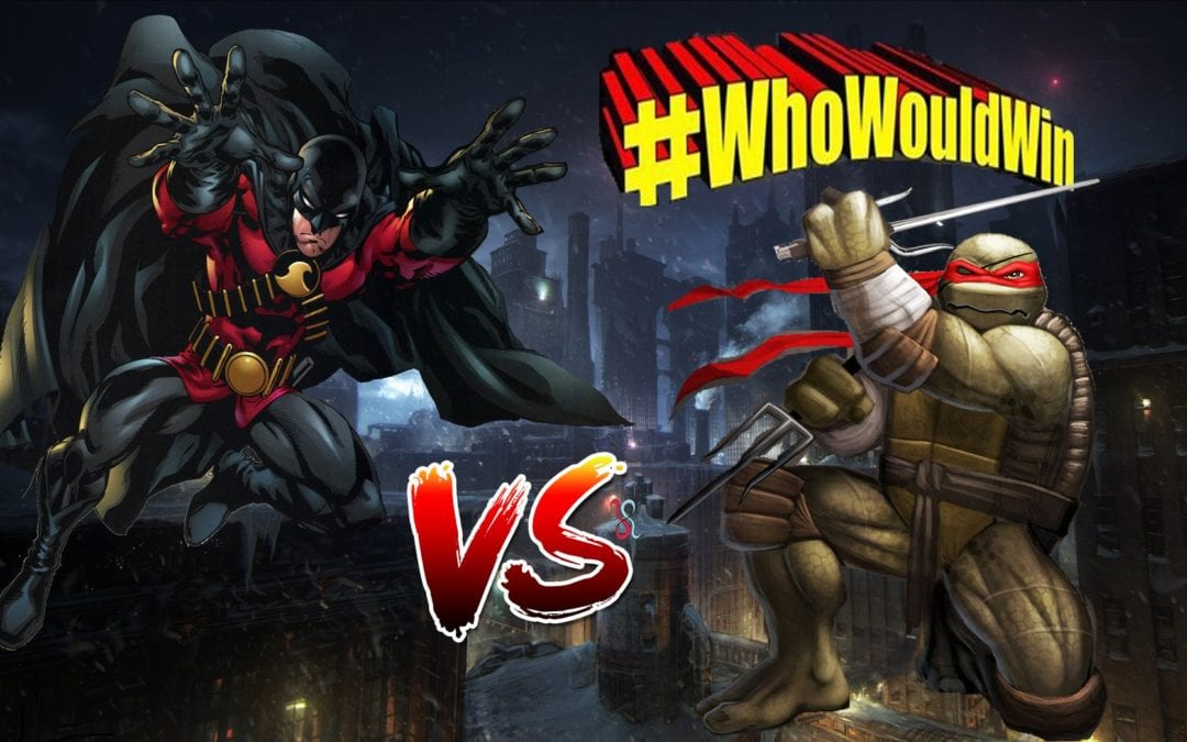 #WhoWouldWin: Raphael vs. Red Robin