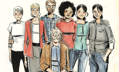 Royal City #14 Review (Final Issue)