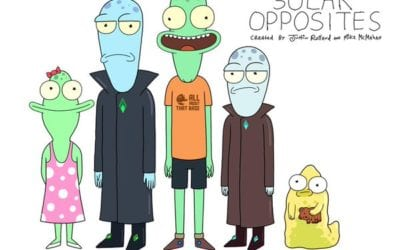 'Rick and Morty' Team Land 2 Season Deal With Hulu For New Animated Series 'Solar Opposites'