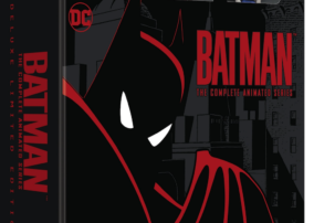 Batman: The Complete Animated Series Blu-ray Box Set Release Date Moved Back and Adds Digital Copy