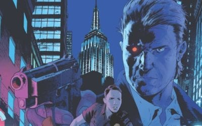 The Terminator: Sector War #1 Review