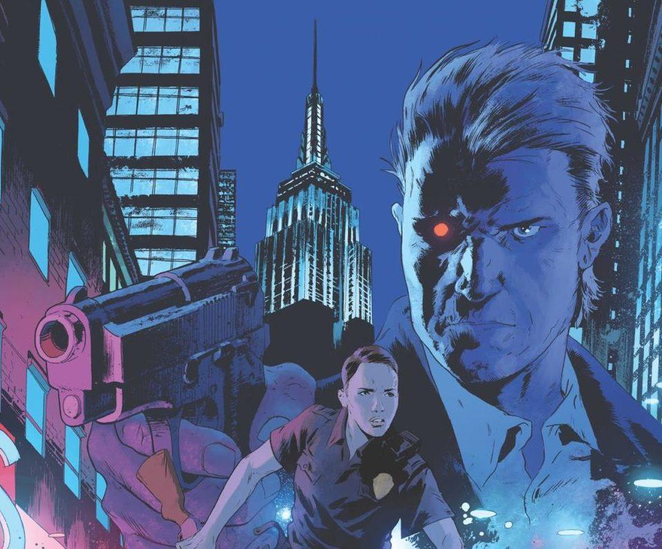 The Terminator: Sector War #1