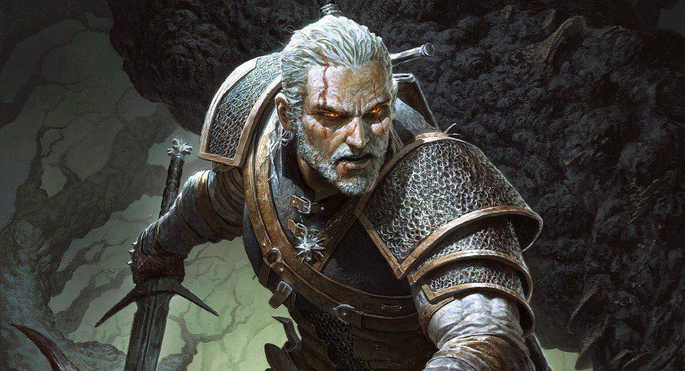 Witcher Serie Start