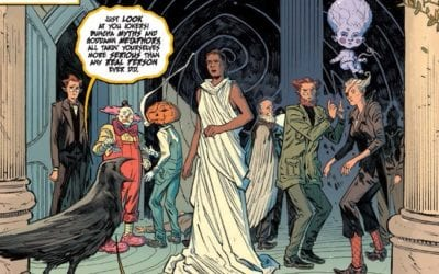 The Sandman Universe #1 Review
