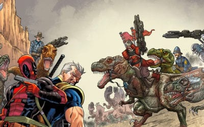 Cable & Deadpool Annual #1 REVIEW