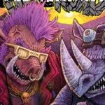 TMNT: Bebop & Rocksteady Hit the Road #4