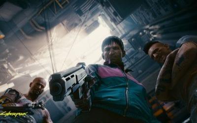 New Cyberpunk 2077 Screenshots and Concept Art Revealed