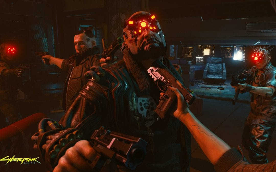 CD PROJEKT RED reveals 48 minutes of Gameplay of Cyberpunk 2077