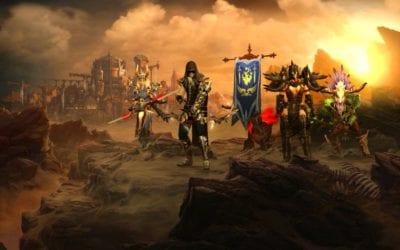 Diablo III is coming to the Nintendo Switch Trailer