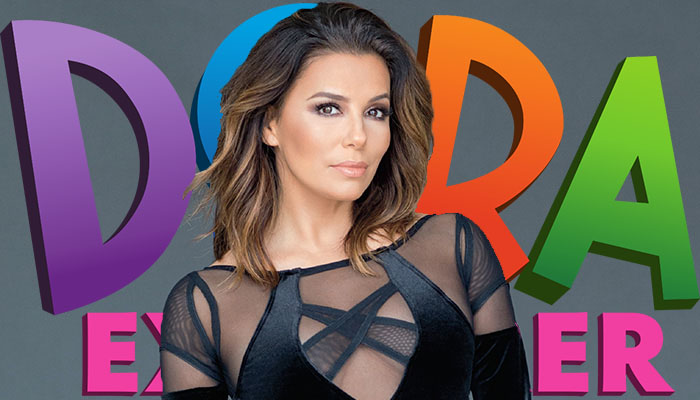 Eva Longoria Joins 'Dora the Explorer' As Dora's Mother