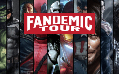 Fandemic Tour Houston brings The Walking Dead cast this September