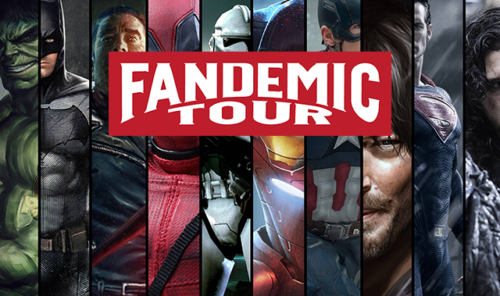Fandemic Tour Houston brings The Walking Dead cast this September