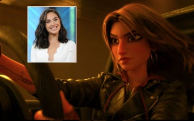 """Gal Godot to Voice New Character, Shank, in """"Ralph Breaks The Internet"""""""
