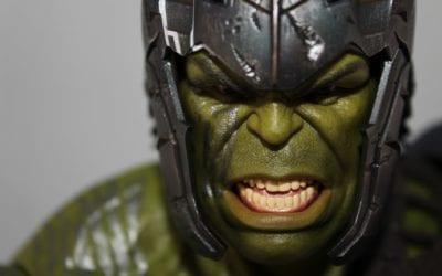 Hot Toys MMS 430 Gladiator Hulk Review