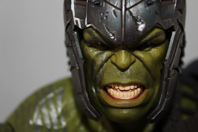 Hot Toys MMS 430 Gladiator Hulk Review