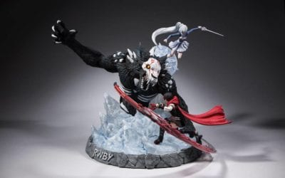 Rooster Teeth Reveals McFarlane Toys RWBY Statue at RTX Austin 2018