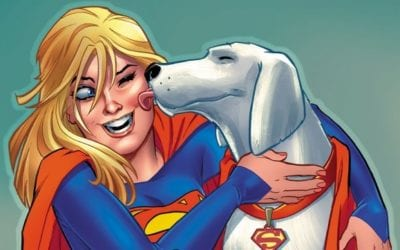 Supergirl #21 Review